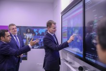 Foreign Secretary opens new flagship BT office in Singapore