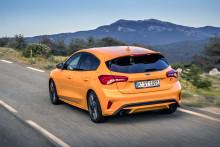 Fedezze fel egy Focus St-vel az autós Nirvánát a portugál hegyvidéken