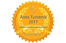 Gullmarsstrand - Årets Turistmål för tredje året i rad.