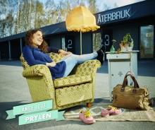 Full fart på Helsingborgs återvinningscentral i helgen