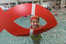 """""""Schwimmen für ALLE"""" - NORDSEE und Wasserwacht auch in diesem Jahr gemeinsam engagiert"""