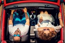 Högtryck för cabrioleter