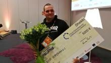 AB Challenge -kilpailun voittajaksi Omenahaus
