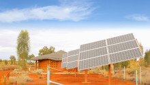 Blockhomes establish a renewable energy project in Kabonga, Africa