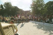 Rålambshosvparken fylls med 100 000 klot
