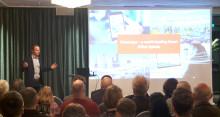 Flowscapes VD på Redeyes investerarmöte: Fyra faktorer driver marknaden för smarta kontor