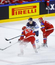 Pirelli är officiell sponsor för ishockey-VM i Danmark