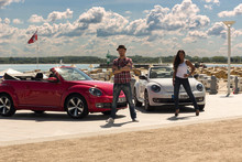 VW Beetles from all generations head to the sea for 9th Sunshine Tour