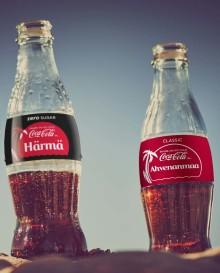 Ruka, Mikkeli, Härmä ja 20 suomalaispaikkaa pääsevät Coca-Cola -pullojen etikettiin