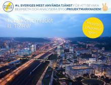 Sommarens hetaste byggprojekt - rykande färsk lista för hela Sverige!