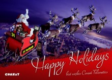 Best wishes from Consat Telematics