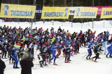 StafettVasan 2012 är nu fulltecknad och 45.000 är anmälda till Vasaloppets vintervecka