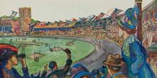PRESSVISNING av Den femte Olympiaden