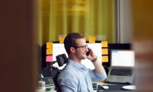 Telavox i samarbete med Upsales