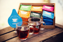 Nyhet: Smakrika teer som gör gott för barnen