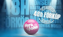 Vera&John blir nordisk marknadsföringspartner till Live Nation