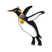Pinguin mit Herz sucht Unternehmer mit Herz