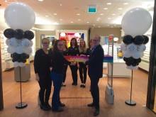Synoptik öppnar ny butik i Mall of Scandinavia i Solna – inviger glasögoninsamling till Optiker utan gränser