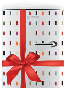 Gorenje Retro Collection – få akkurat den fargen du ønsker deg – også til jul