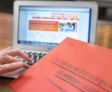 Säker inloggning på dina pensionssidor med Visma