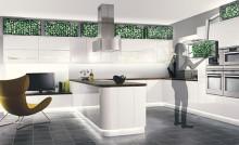 Unga designstudenter utformar framtidens kök