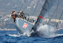 SAIL RACING PARTNER OF THE COPA DEL REY MAPFRE