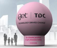 Get TDC gjør Oslo Innovation Week klimapositiv – samarbeider med norsk startup selskap