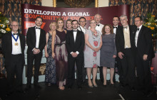 Institution Of Mechanical Engineers Hold Chairman's Dinner To Raise Money For Children's Charity