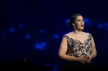 Lise Davidsen synger Ariadne med NOSO