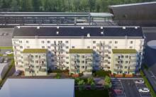HSB byggstartar 56 lägenheter i Kallhäll