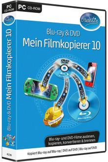 Blu-rays und DVDs überall genießen