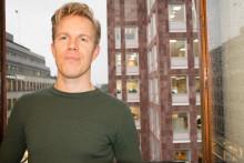 Martin Hofverberg ny boendeekonom i Hyresgästföreningen