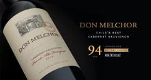 Don Melchor – Chiles bästa Cabernet Sauvignon
