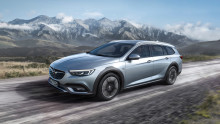 Nya Insignia Country Tourer - nu officiell