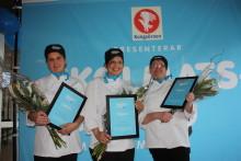 SkolmatsGastro - SM i skolmat: topp tre finalister utsedda