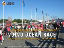 Rapport: Volvo Ocean Race Stopover Stockholm 2009
