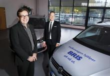 Volkswagen hjälper BRIS att nå ut