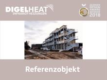 """Referenzobjekt 100 """"smarte"""" Wohnungen in Wien"""