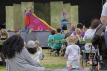 Barnkulturfestival på Junibacken för andra året