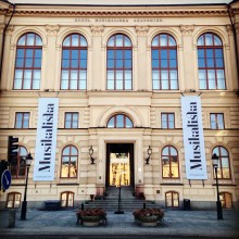 Välkommen på utbudsdag på Musikaliska!
