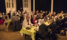 Fællesspisning i Toldkammeret er for alle