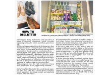 Edits Inc featured in The Straits Times, 05 Jan 2014