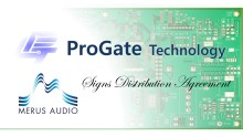 Merus Audio signs with ProGate Technology