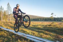 Lyngenfjord skal bli en bærekraftig sykkeldestinasjon