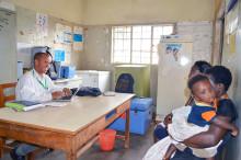 Följ hur barnhälsovården i Uganda förbättras med MyChild System