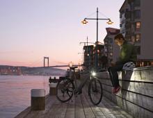 Crescent lanserar cykelnyheter på bred front
