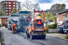 Peab Asfalt vinner asfaltkontrakt i Falköping, Tidaholm och Karlsborgs kommun