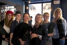 Legendariska Sundqvist stöder Pontus Frithiofs satsning på kvinnliga kockar