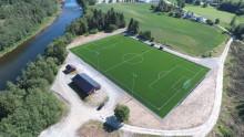 Svorkmo N.O.I fotballs' nye bane i verdensklasse