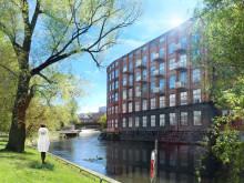 Ebab och BSK Arkitekter samarbetar i unikt projekt i centrala Norrköping